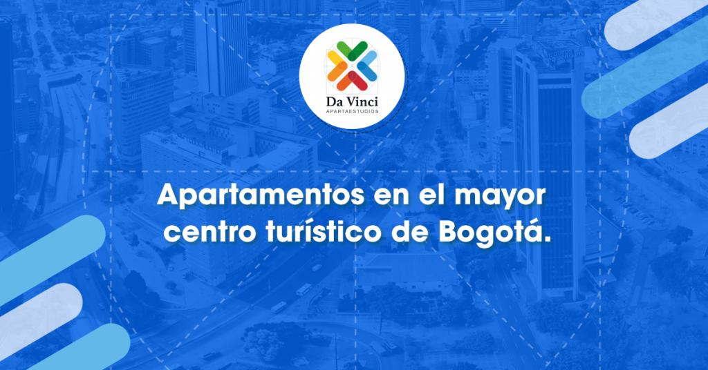 Buen Vivir. Apartamentos en el mayor centro turístico de Bogotá